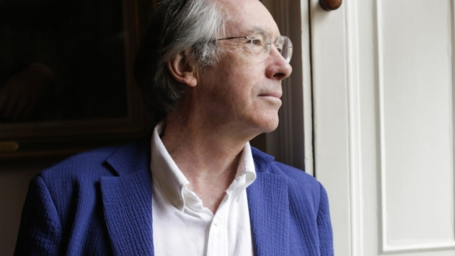 Article thumbnail: Ian McEwan: 'Everyone I know in my echo chamber is at a point of total despair'