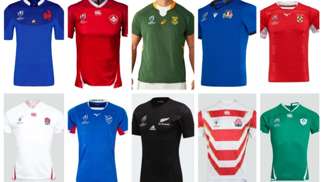 rugby world cup 2019 shirt kit jersey home away ranked best worst