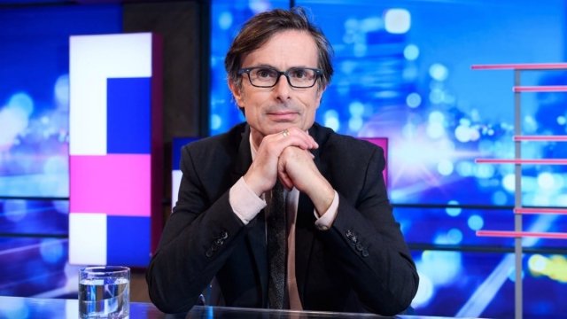 "ITV's political editor Robert Peston argues the notion that most newspapers now are impartial ""is a joke."" (Photo: ITV/PA Wire)"