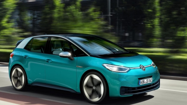 The Volkswagen ID.3 will lead the brand's move to electrification. (Photo: Volkswagen)