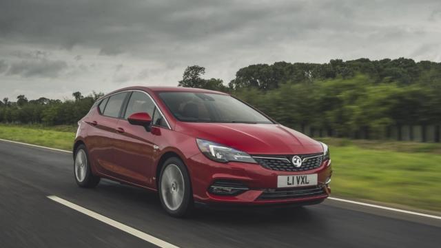 Article thumbnail: 2019 Vauxhall Astra