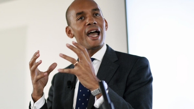 Former Labour and Change UK MP Chuka Umunna is not seeking re-election in Streatham