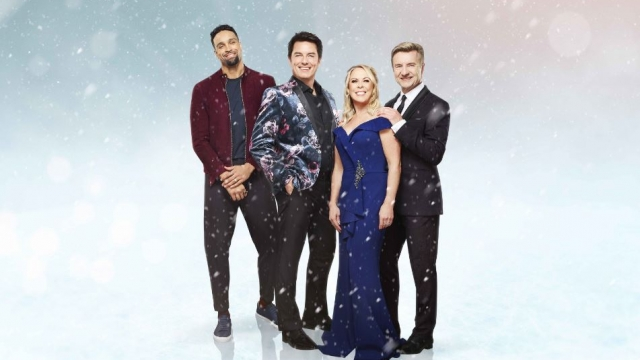 When Is Dancing On Ice 2020 On Itv Line Up Judges And Everything Else You Need To Know
