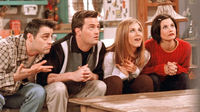 Rachel, Ross, Monica, Joey, Chandler and Phoebe - can you name a more iconic sextet than the central cast of Friends?