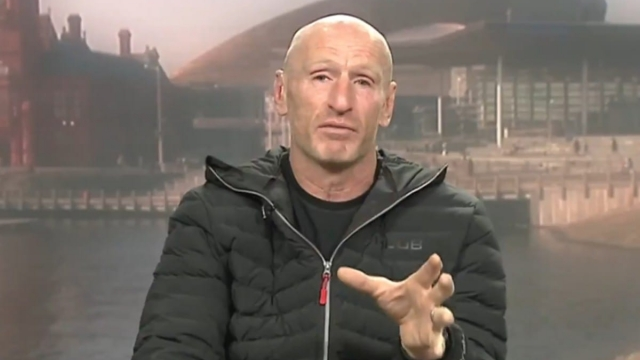 Gareth Thomas spoke about his HIV diagnosis being shared by a journalist.