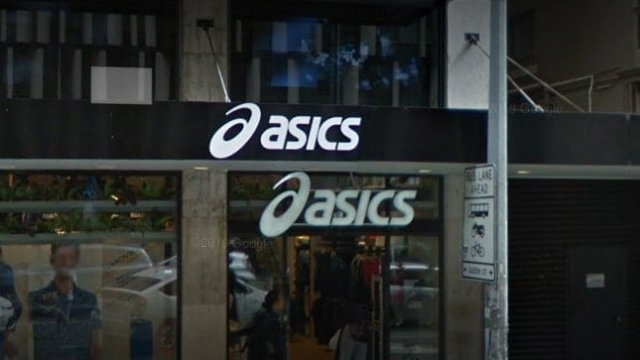 asics factory outlet near me