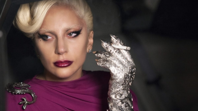 Article thumbnail: Lady Gaga as The Countess in American Horror Story Hotel