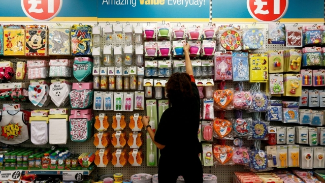 Poundland is considering an IPO (Photo: Reuters/Stefan Wermuth)