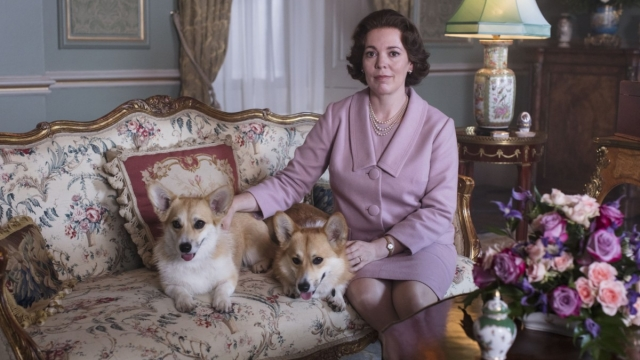 Olivia Colman as Her Majesty in season 3 of The Crown