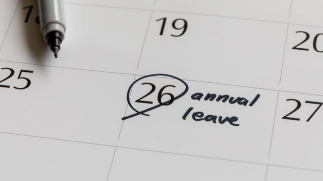 Many companies will only permit any unused annual leave to be carried over in exceptional circumstances (Photo: Shutterstock)