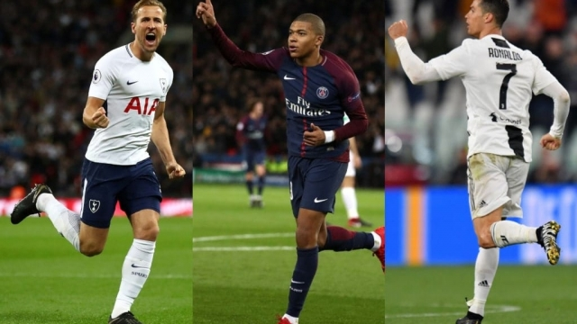 Fifa 20 Player Ratings 20 Best Strikers On The New Game For Career Mode And Fut