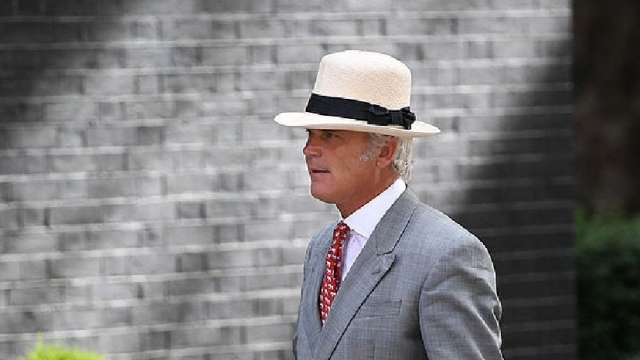 Desmond Swayne is unapologetic (Photo: Peter Macdiarmid/Getty Images)