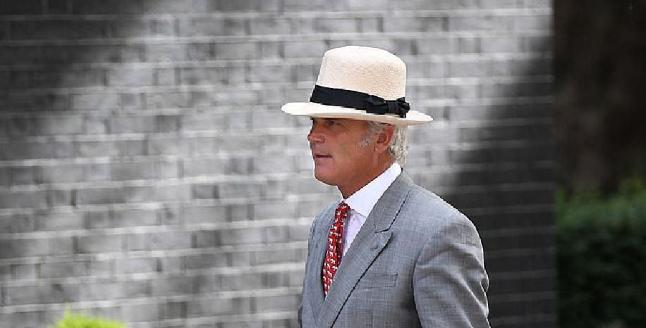 Veteran Conservative MP Sir Desmond Swayne (Photo: Getty)