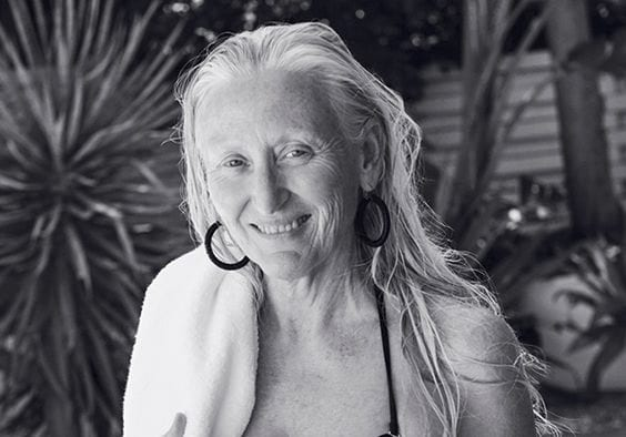 Gillean McLeod only had her first professional photos taken when she was in her early 50s and her career as a model did not take off until a swimsuit shoot at the age of 60.
