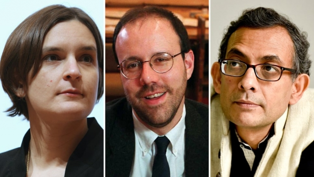 Esther Duflo, Michael Kreme, Abhijit Banerjee won the Economics prize for their pioneering anti-poverty work