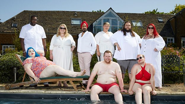 The line-up for the reality show about obesity