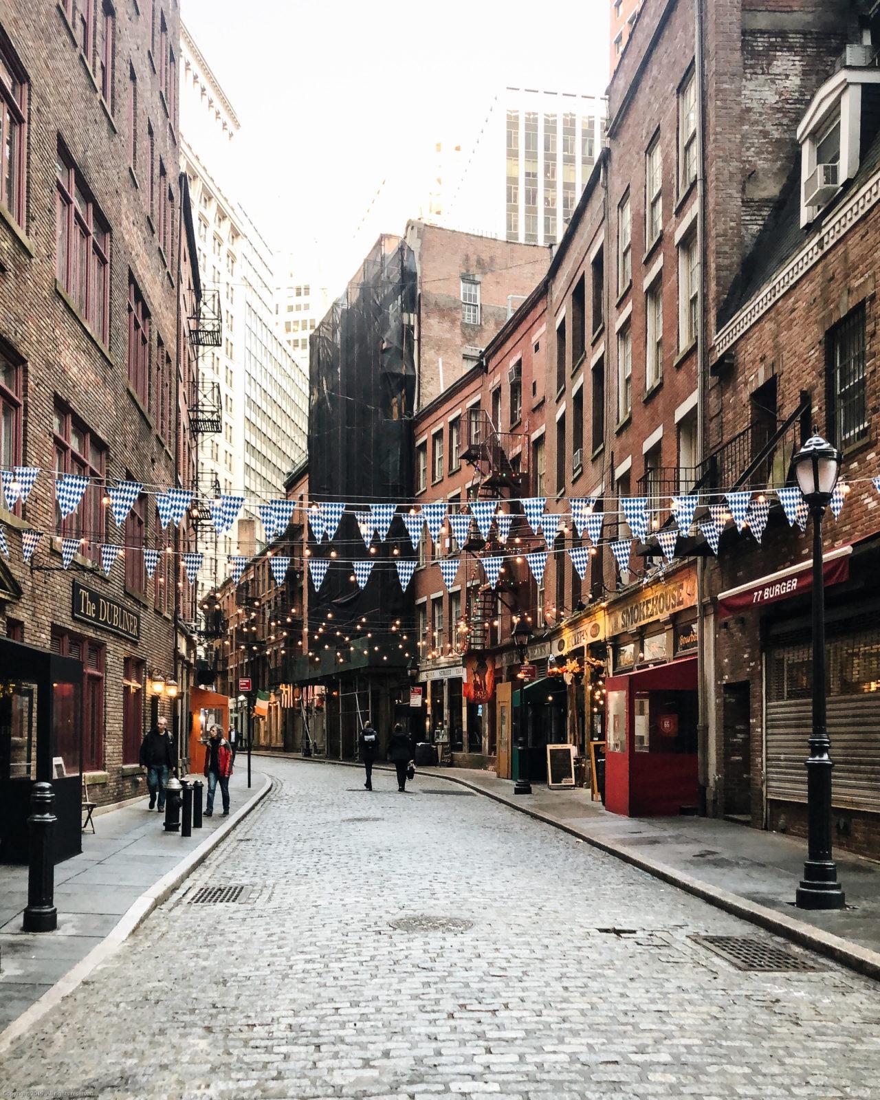 The ultimate weekend in New York feels as good as it looks
