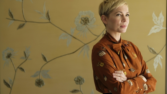 Michelle Williams: 'I focus a lot less negativity on myself now'. Photo: Chris Pizzello/Invision/AP