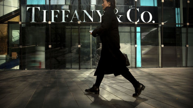 Reports indicate that LVMH is offering more than £11bn for Tiffany & Co. (Photo: AP/Mark Schiefelbein, File)