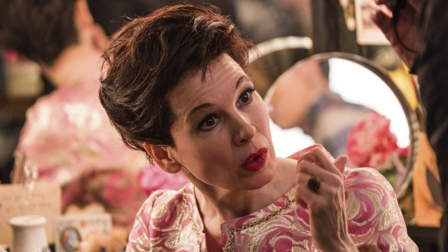 Article thumbnail: Renée Zellweger is perfectly cast as Judy Garland in Judy (Photo: David Hindley/Roadside Attractions via AP)