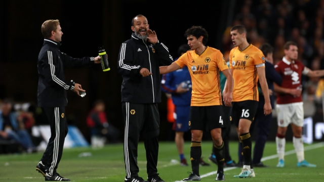 Nuno Espirito Santo has struggled to raise his players for Premier League games after European fixtures