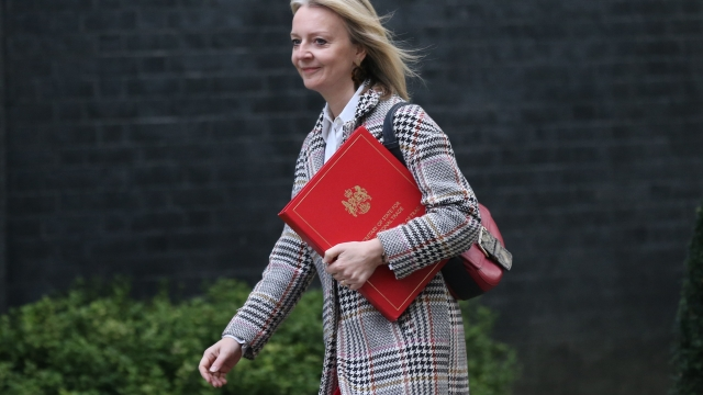 Liz Truss, the memo warns, will put Whitehall officials under 'significant pressure to lower measures designed to protect humans, animals and plants from disease and contaminants to clinch a post-Brexit trading agreement with the US'