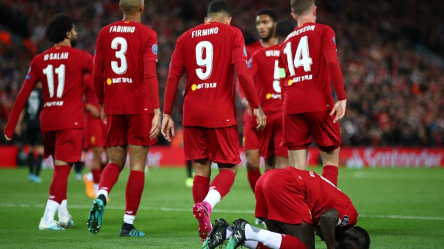 Liverpool just about managed to see off Red Bull Salzburg in a topsy-turvy game