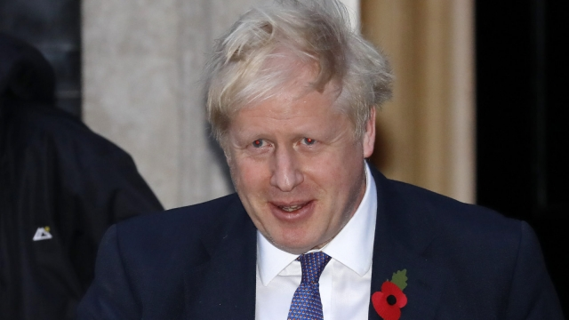 Boris Johnson suffered the embarrassment of being forced to accept a delay to 31 January to Brexit, which had been scheduled for Thursday
