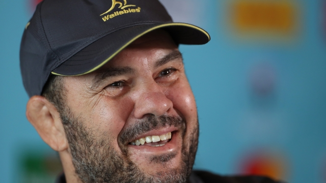 Michael Cheika's Wallabies will pounce on any complacency on England's part (Getty Images)