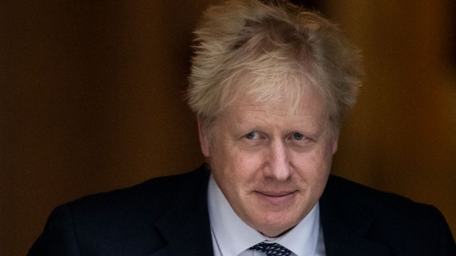 Boris Johnson said the Scottish Parliament had 'no role' in approving the Brexit deal (Photo: Getty)