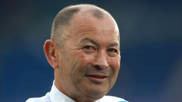 The England head coach Eddie Jones at International Stadium Yokohama on 26 October 2019 (Getty Images)