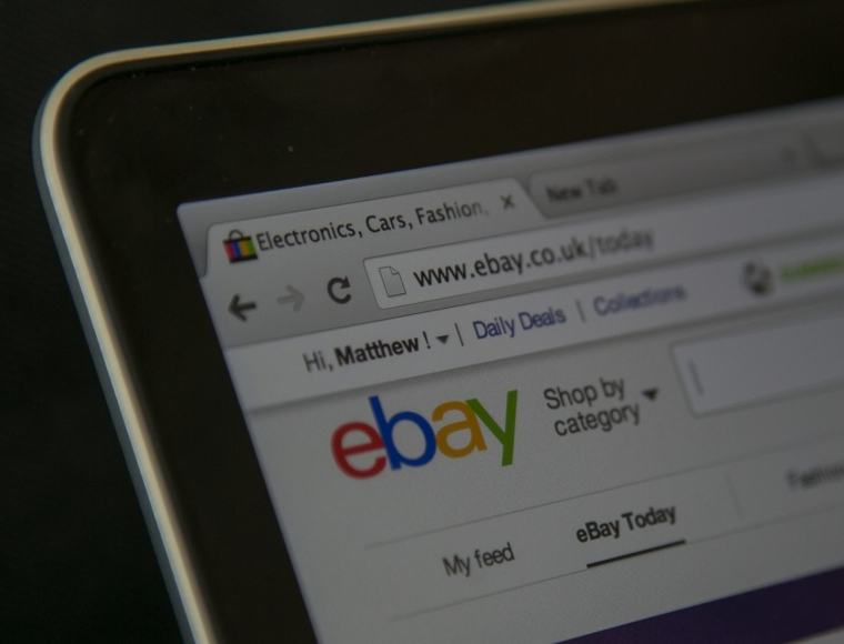 eBay paid a smaller tax bill last year (Photo: Matt Cardy/Getty)