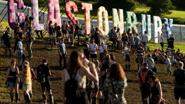 The 50th Glastonbury Festival has been cancelled, so let's make it extra special next year