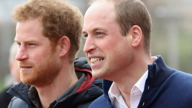 """Prince Harry has spoken of how he and his brother, Prince William, """"are on different paths"""" (Photo: Chris Jackson/Getty Images)"""