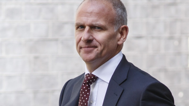 Dave Lewis is stepping down after just over five years at Tesco (Photo: TOLGA AKMEN/AFP/Getty Images)