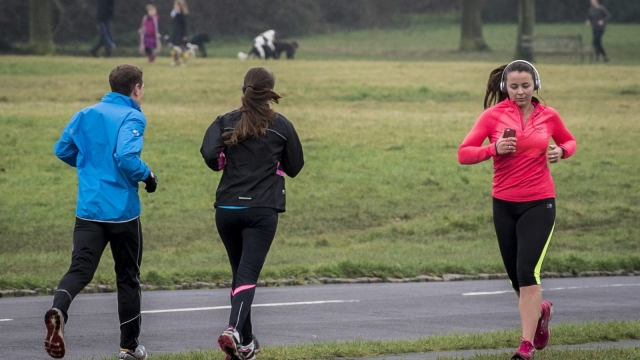 'Our findings suggest that hunger, which promotes ghrelin production, may also be involved in increasing motivation for voluntary exercise' (Photo: Ben Birchall/PA Wire)