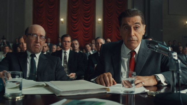 Al Pacino in Martin Scorsese's The Irishman (Photo: Netflix)