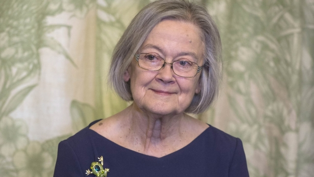 Article thumbnail: Lady Hale, the President of the Supreme Court