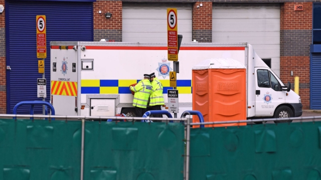 Some of the bodies have been transported to Broomfield Hospital in Chelmsford