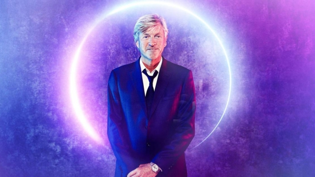 Richard Madeley on The Circle 2019 on Channel 4
