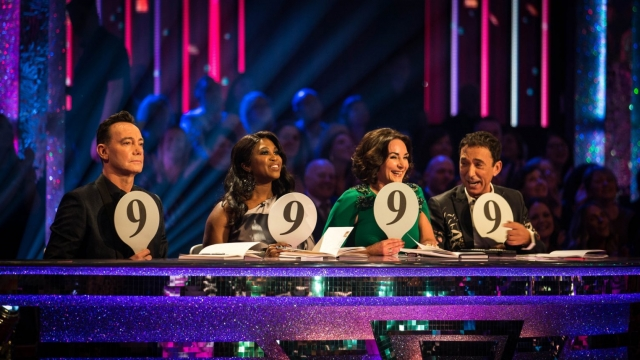 Strictly Come Dancing week five will see dances to classic tracks from Whitney Houston, Frank Sinatra, and, er, The Baha Men.