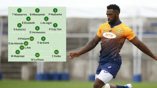 Siya Kolisi will captain the Springboks against Japan in the Rugby World Cup 2019 semi-final (Getty Images/i)