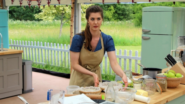 Article thumbnail: Alice in Bake Off's Pastry Week (Photo: Love Productions/Channel 4)