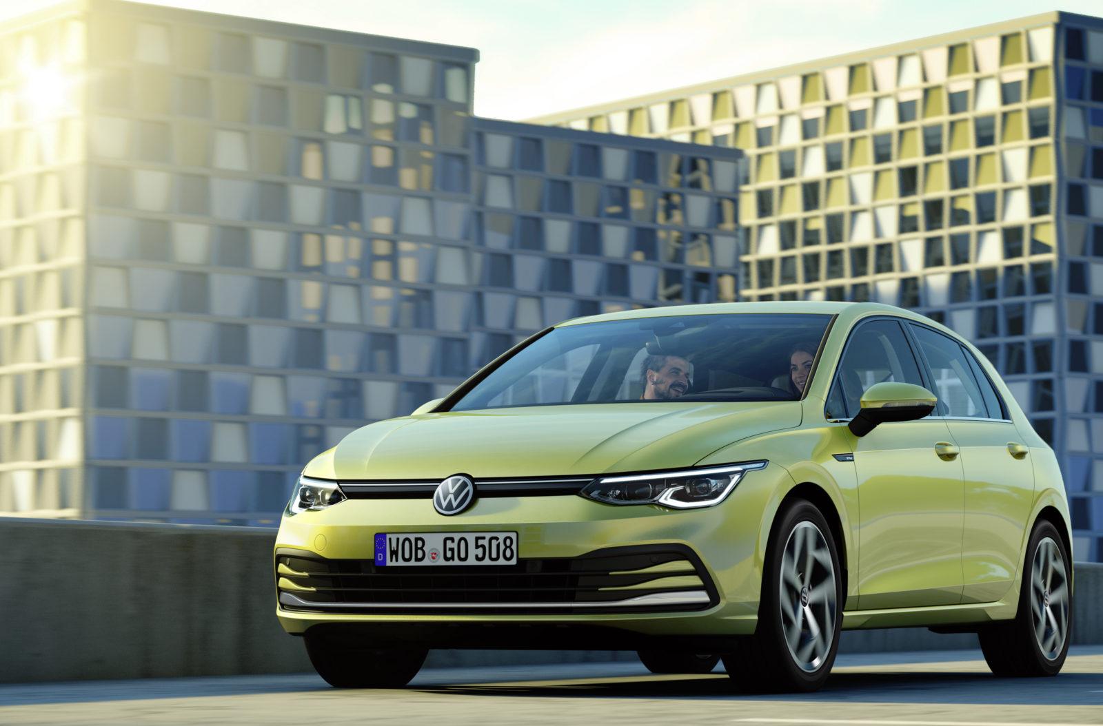 new volkswagen golf mk8 - details of 2020 model revealed