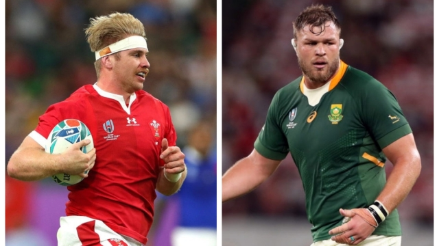 Wales vs South Africa Rugby World Cup 2019 expected line ups team news TV channel