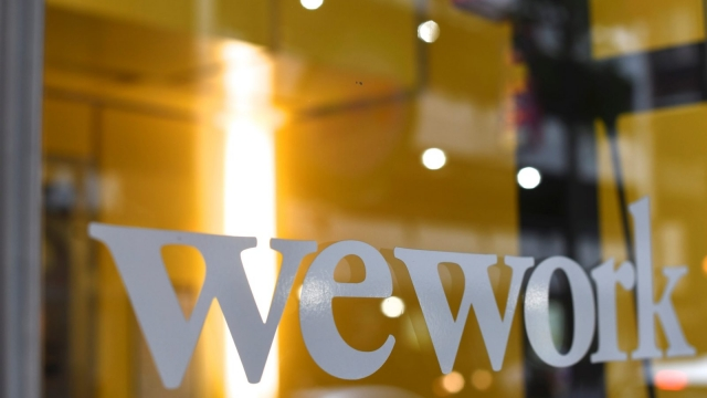 WeWork had its rating downgraded to junk status by Fitch (Photo: Reuters/Mark Makela)