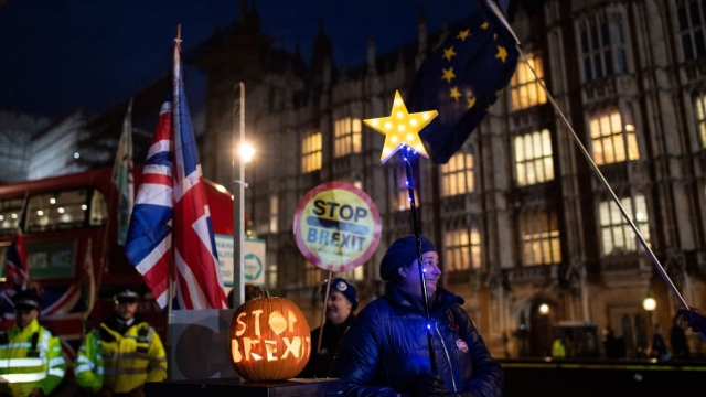 We look at what the different parties are promising over Brexit (Photo: Leon Neal/Getty)