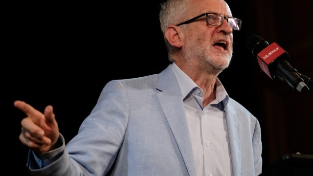 Labour Party leader Jeremy Corbyn is under growing pressure to quit if he loses another election