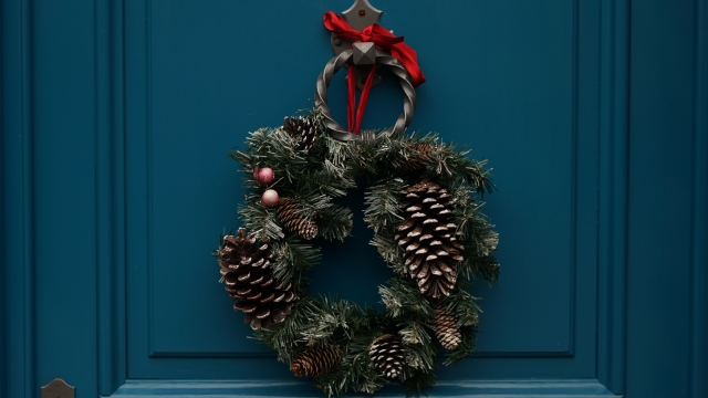 12 best Christmas wreathes