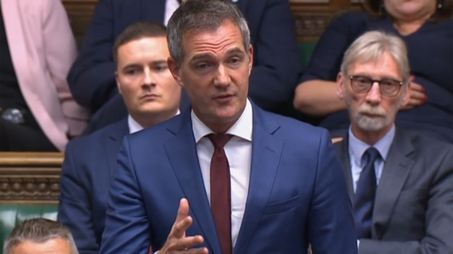 Peter Kyle said he was estimated to have a reading and comprehension age of eight years and three months when he was last assessed at the age of 30